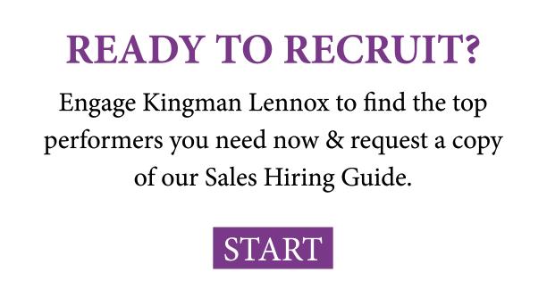 Sales Recruitment Aberdeen, Glasgow and London